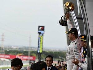 鈴鹿を制する者は、世界を制する――。ロズベルグ、日本GP初勝利の意味とは?