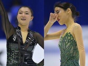 「弱くても、心は折れない」NHK杯、坂本花織の笑顔と三原舞依の涙…互いを励みに歩んでいく