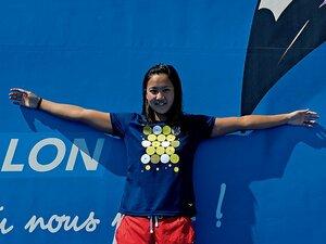 <世界水泳プレビュー>渡部香生子「フィジカル改善こそ、飛躍の鍵だった」