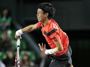突きつけられた厳しい現実。第一線を退く「期待の星」。~テニス・田川翔太、22歳の岐路~<Number Web> photograph by Hiromasa Mano