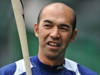 このままでは終われない。和田一浩の「発奮材料」。~中日優勝のキーマンは37歳~<Number Web> photograph by Hideki Sugiyama