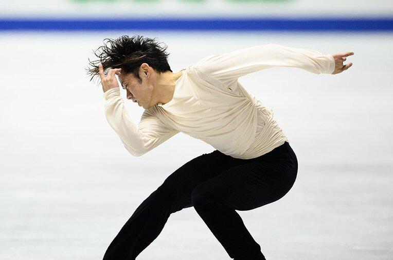 2013年 グランプリシリーズ NHK杯 / photograph by Asami Enomoto