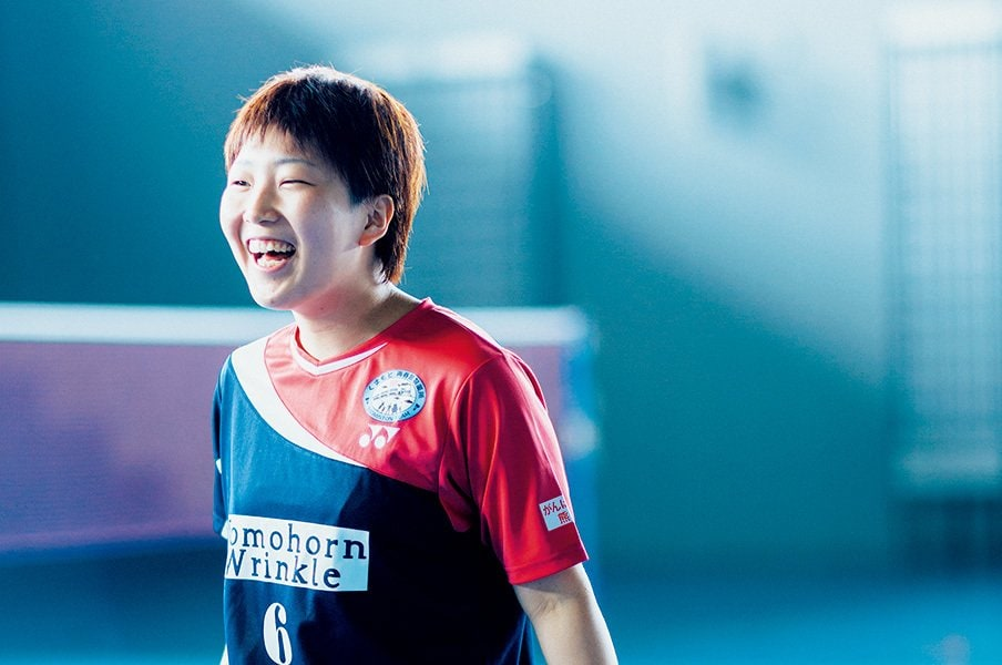 バドミントン世界トップクラスの山口茜。東京五輪で「強くなるため」の信念。<Number Web> photograph by Yoshikazu Shiraki
