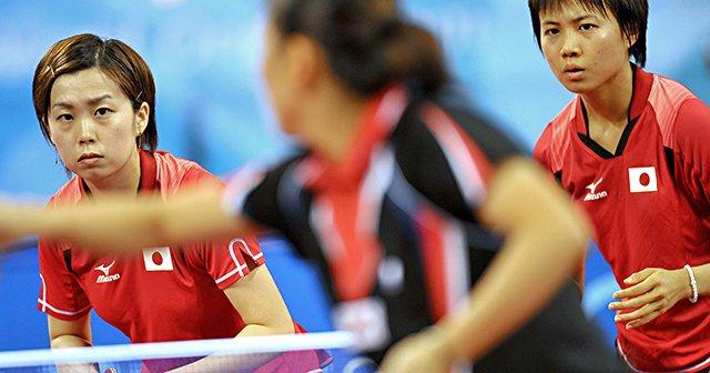 <オリンピック4位という人生(12)>北京五輪 女子卓球・福岡春菜