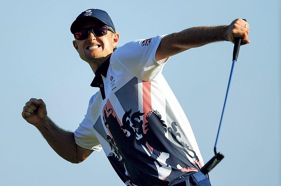 東京五輪まで1年、メダルの予感が。~丸山茂樹が松山英樹と話したこと~<Number Web> photograph by Getty Images