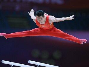 中国の新鋭・鄒敬園の圧倒的美しさ。日本体操界、東京五輪への危機感。