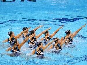 リオ五輪へ、日本シンクロの正念場。井村コーチ復帰後初の世界水泳へ!