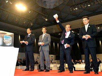 今年もパ・リーグが一枚上手か。各球団の2014年ドラフトを完全評価!<Number Web> photograph by Kyodo News
