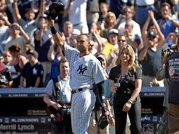 ジーターと3000本安打。~大記録達成で想うイチローの価値~<Number Web> photograph by Sports Illustrated/Getty Images