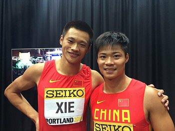 東京五輪は中国のメダルラッシュに?中国陸上界が若手選手を猛烈に育成中!<Number Web> photograph by Ayako Oikawa