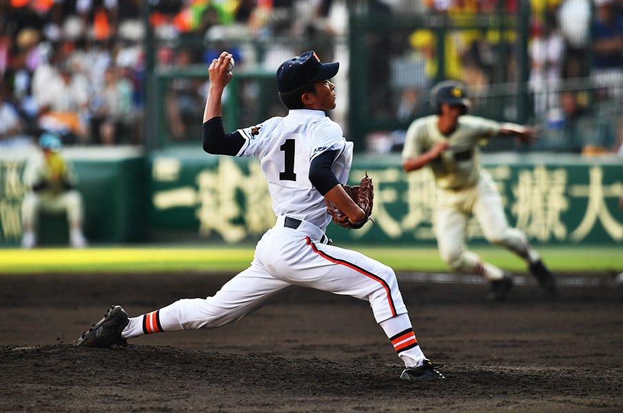 """甲子園の""""エース酷使""""解決策。高校野球にリーグ戦の導入を!<Number Web> photograph by Hideki Sugiyama"""