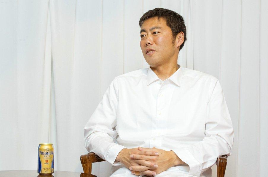"""上原浩治が語る2019年の""""オンとオフ""""。「年齢にこだわらず僕を見て欲しい」<Number Web> photograph by Kiichi Matsumoto"""