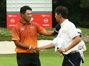 凱旋試合での世界基準と高い志。松山英樹、日本ゴルフ界への愛情。