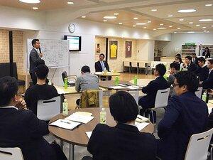 鈴木大地長官と池田純が語り尽くした、大学スポーツとアリーナの輝く未来。