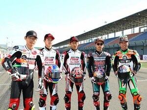 日本人の若きタレントが揃い、来季のMoto3が俄然面白くなる!