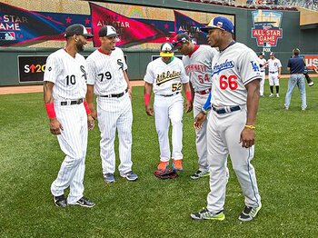 国交正常化とキューバ人選手。~超大型契約は終わるのか~<Number Web> photograph by Getty Images