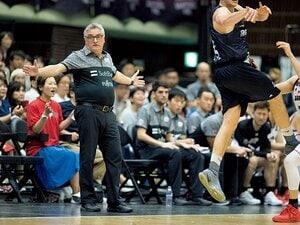 男子バスケ代表は五輪に出られるか。ラマスHC「選手を限界に追い込む」。