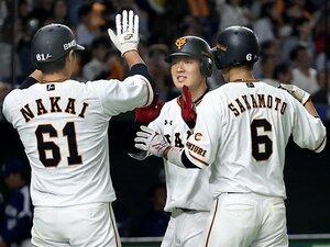 「2番・大谷翔平」はチームの柱の証。では巨人「3番・岡本和真」の意味は?