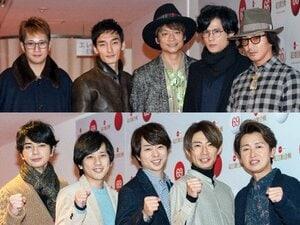 SMAPと嵐、史上最多の7組…紅白出場組で考える、ジャニーズは「2015年→2020年」で何が変わった?