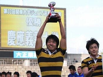 大学選手権の好勝負を予感させたジュニア決勝。~ラグビー大学日本一に向けて~<Number Web> photograph by Nobuhiko Otomo