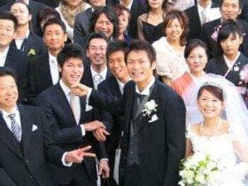 格闘家の結婚ラッシュ。愛妻を得て強くなった?<Number Web> photograph by Koji Fuse