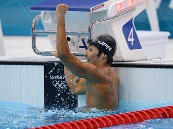 競泳日本を担う次世代エース誕生!銅メダル・萩野公介、飛躍の理由。<Number Web> photograph by Shinji Oyama/JMPA