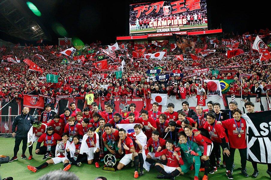 優勝と準優勝は、何もかもが全く違う。浦和のACL制覇が教えてくれること。<Number Web> photograph by AFLO