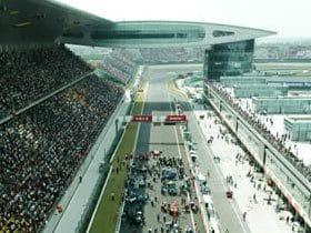 F1上海GP顛末記