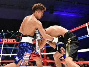 井上尚弥がスーパーフライ級を卒業。「ヒリヒリする試合」を求めて。