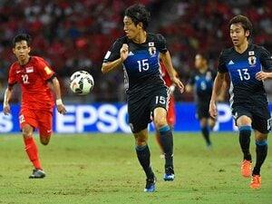 ザック、岡田、ジーコの誰とも違う部分。シンガポール戦でハリルが見せた新味。