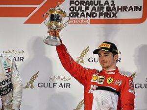 スター誕生! フェラーリの21歳。ルクレールがF1王者2人を圧倒。
