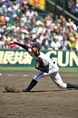 写真家・杉山ヒデキが選ぶ「第95回全国高校野球/決勝 前橋育英vs.延岡学園」