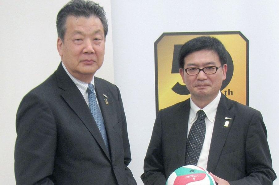 バレーボール新リーグ、今回は……?募る危機感と、変わらぬ阻害要因。<Number Web> photograph by Kyodo News