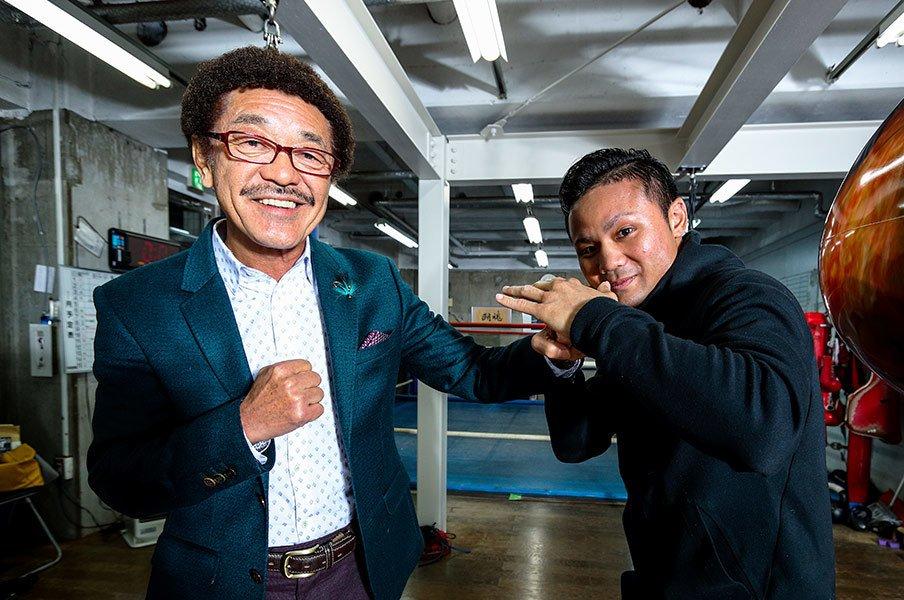 具志堅「世界を獲るには勇気が必要」14連続KOの比嘉大吾は沖縄を背負う。<Number Web> photograph by Kiichi Matsumoto