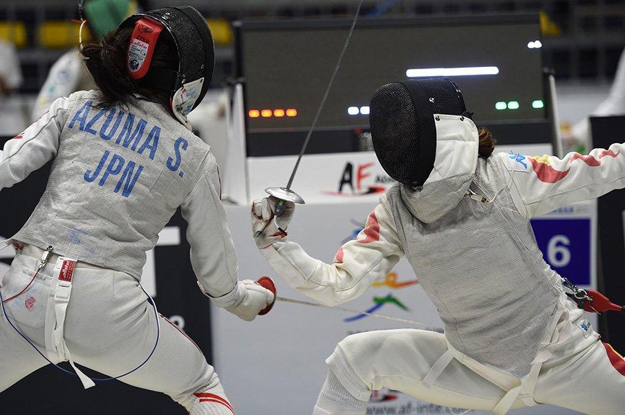 太田雄貴が見たフェンシング世界大会。日本勢メダルなしも将来性はある。<Number Web> photograph by Kyodo News