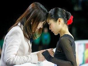 濱田美栄「ライバルたちを大切に」宮原知子、紀平梨花に授けた教え。