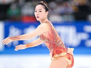樋口新葉は成功して1位、坂本花織は入れず4位も「伸びしろしかない」…北京五輪代表を懸けたトリプルアクセルの取捨選択