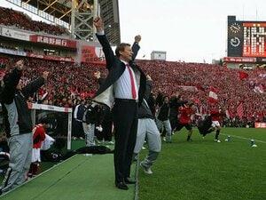 私のJ最強クラブ。ポンテが微笑み、指揮官ギドが叫んだ'06年浦和の衝撃。