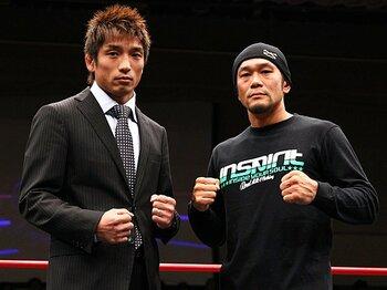 UFCの頂点を目指すため、ケージファイトでVTJが復活。~12・24代々木で金網マッチ開催~<Number Web> photograph by Susumu Nagao