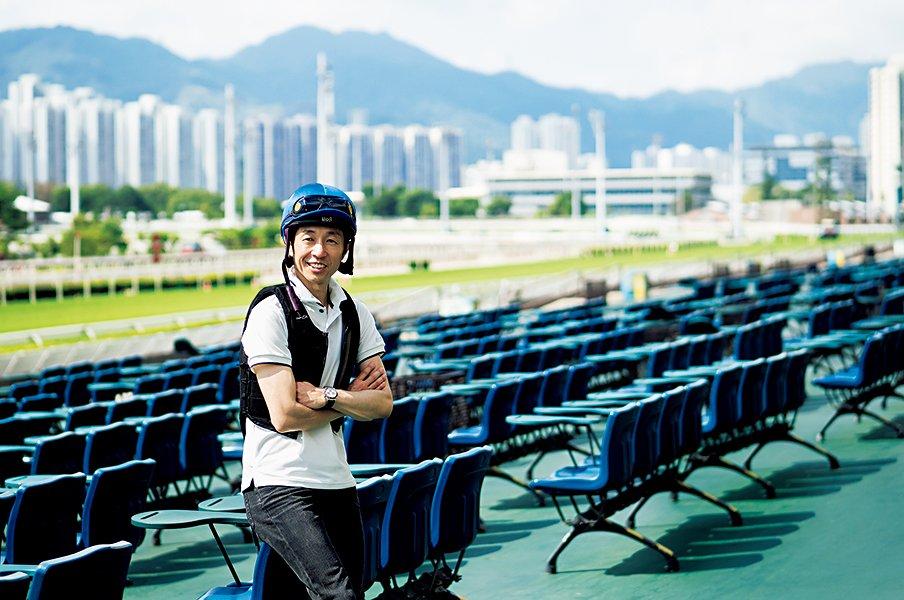 <スペシャルQ&A>武豊「50歳ユタカに50の質問」<Number Web> photograph by Tetsuya Ito