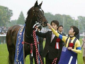 初代ヴィクトリアマイル制覇コンビ。北村宏司とダンスインザムードの絆。