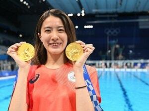 """大苦戦した日本競泳チームには何が足りなかったのか メダル3、入賞9の""""厳しい結果""""を招いた「ある事情」"""