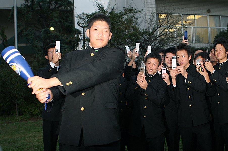 2009年ドラフトの今を検証<DeNA編>。筒香嘉智の指名は後世に残る英断。<Number Web> photograph by Kyodo News