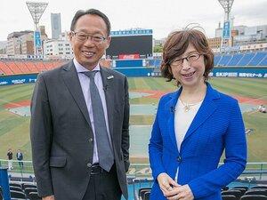 岡田武史と南場智子が語るスタジアムという場所の特権性とは。