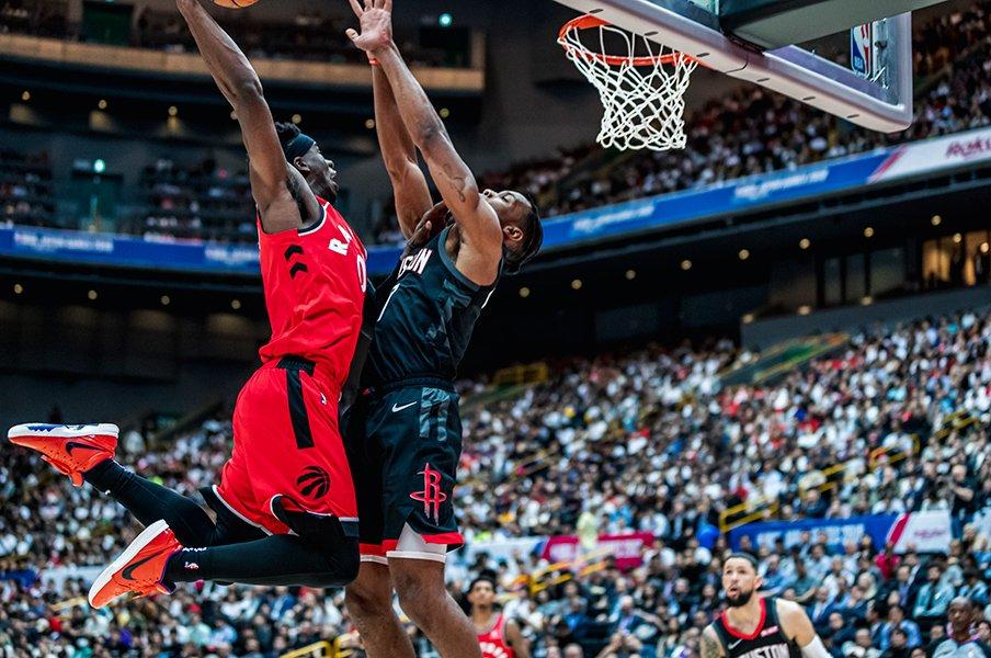 NBAにありBリーグにないプレー。ジャパンゲームズで見えた差とは。<Number Web> photograph by Kiichi Matsumoto