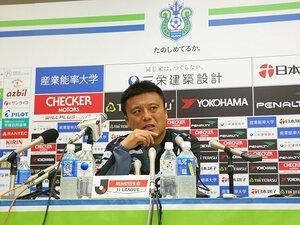 「プレッシャーのない仕事などない」最下位・湘南の曹監督、奮起の言葉。
