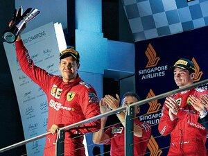 驚きのフェラーリ復調で鈴鹿は一気に混戦模様か。~ホンダの希望はフェルスタッペン~