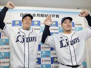 高校、大学の先輩、山川穂高も驚き。西武・多和田真三郎が絶好調な理由。