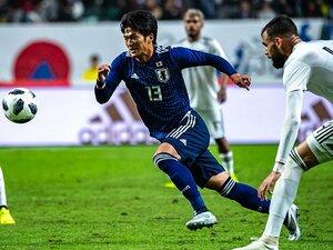 ポストタイプのFWは大迫勇也1人。アジア杯で新布陣が見られる予感。