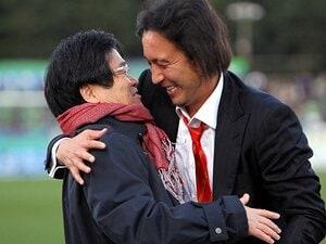 久米一正がサッカー界に遺したもの。「情熱とビジネス感覚の両立を」